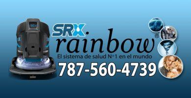 aspiradora rainbow puerto rico